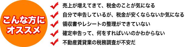 名古屋税理士 - 不動産賃貸業